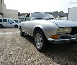 504 C32 COUPE V6