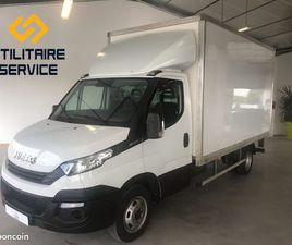 IVECO DAILY 35C16 CAISSE 20M3 HAYON / 24990 HT