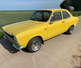 FORD MK1 ESCORT 2 DR EXCELLENT CONDITION PX POSS