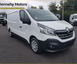 RENAULT TRAFIC LWB 120 BUSINESS FOR SALE IN LIMERICK FOR €23,834 ON DONEDEAL