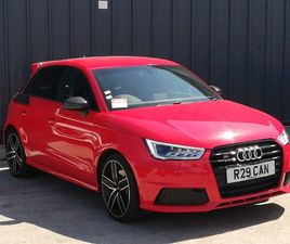 USED 2017 (17) AUDI A1 S1 TFSI QUATTRO COMPETITION 5DR IN INVERNESS