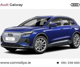 AUDI Q4 E-TRON BOOK NOW FOR JAN 22 - SPORT 40 150 FOR SALE IN GALWAY FOR €63,378 ON DONEDE
