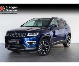 JEEP COMPASS 4XE LIMITED 1.3 PHEV 140 KW (190 CV) (2020-2021)