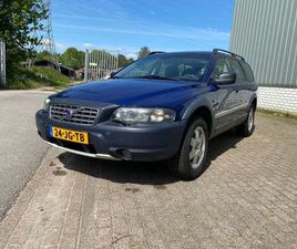 VOLVO V70 XC70 2.4 T GEARTR. COMF. YOUNGTIMER