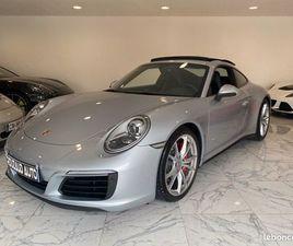PORSCHE 911 991 CARRERA 4S 3.0 420 CHEVAUX PDK