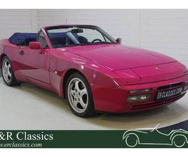 RUBYSTONE RED   HISTORIE BEKEND  CABRIOLET   1991