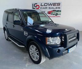 131 LAND ROVER DISCOVERY 4 XS 3.0 TDV6 BUSINESS FOR SALE IN LIMERICK FOR €23,950 ON DONEDE