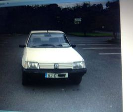 1992 PEUGEOT 205 GL FOR SALE IN MONAGHAN FOR €2,000 ON DONEDEAL