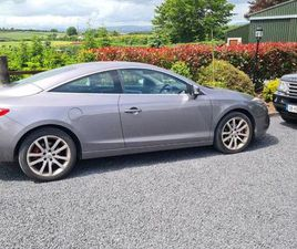 RENAULT LAGUNA COUPE 2.0 SPORT FOR SALE IN DUBLIN FOR €3,450 ON DONEDEAL