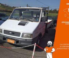 IVECO DAILY 30.8 2.5 DIESEL PC CABINATO - AUTO USATE - QUATTRORUOTE.IT - AUTO USATE - QUAT