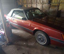 1985 MUSTANG CONVERTIBLE V6 | CLASSIC CARS | ST. CATHARINES | KIJIJI