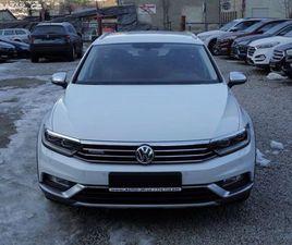 VW PASSAT 2,0 TDI 4X4 DSG ALLTRACK 111.000 KM - KRASLICE, SOKOLOV