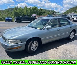 BLUE COLOR 2004 BUICK PARK AVENUE FOR SALE IN MIDDLESBORO, KY 40965. VIN IS 1G4CW54K744105