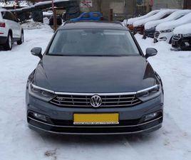 VW PASSAT 2,0 TDI R-LINE 210.000 KM - KRASLICE, SOKOLOV