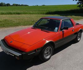 FIAT X1/9 VS (1984)