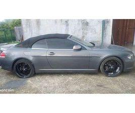 BMW SÉRIE 6 CAB