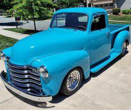 FOR SALE: 1953 CHEVROLET 3100 IN BURLINGTON, NORTH CAROLINA