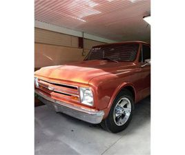 FOR SALE: 1967 CHEVROLET C10 IN CADILLAC, MICHIGAN