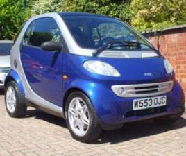 SMART AND PASSION 2DR AUTO