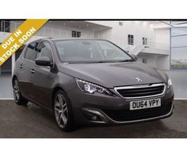 PEUGEOT 308 1.6 E-HDI FELINE 5D 114 BHP ** VIEWING BY APPOINTMENT ONLY **