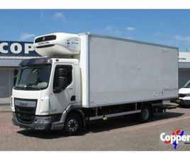 ② DAF LF 220 EURO 6 (BJ 2014) - CAMIONS