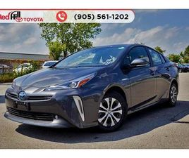 USED 2021 TOYOTA PRIUS TECHNOLOGY