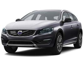 BLUE COLOR 2018 VOLVO V60 CROSS COUNTRY T5 FOR SALE IN PAWTUCKET, RI 02861. VIN IS YV440MW