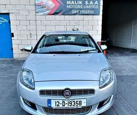 FIAT BRAVO, 2012 DIESEL NCT 04/22 LOW ROAD TAX FOR SALE IN LOUTH FOR €4,250 ON DONEDEAL