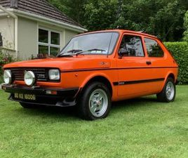 FIAT 127 SPORT REPLICA. FOR SALE IN KILDARE FOR €10,000 ON DONEDEAL