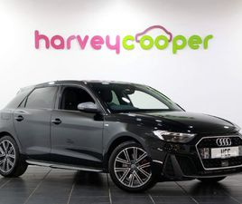 AUDI A1 2.0 TFSI 40 S LINE COMPETITION SPORTBACK S TRONIC (S/S) 5DR