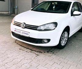 VW GOLF 6 WEIß