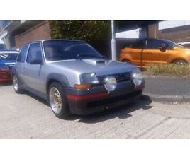 RENAULT 5 GT TURBO 1.7 COUPE