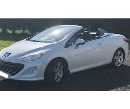PEUGEOT 308CC *LIMITED EDITION GT100 CONVERTIBLE