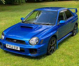 2002 SUBARU IMPREZA WRX FAST ROAD/TRACK CAR