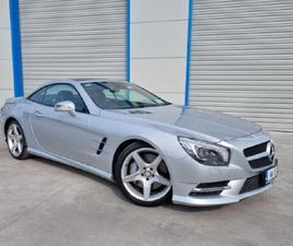 MERCEDES-BENZ SL-CLASS SL 350 AMG SPORT FOR SALE IN KERRY FOR €39,990 ON DONEDEAL