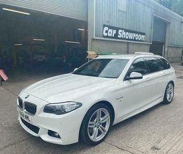 2014 BMW 5 SERIES 535D M SPORT ESTATE DIESEL AUTOMATIC