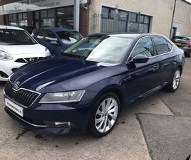 SKODA SUPERB 1.4 TSI EXECUTIVE FOR SALE IN CORK FOR €17,995 ON DONEDEAL