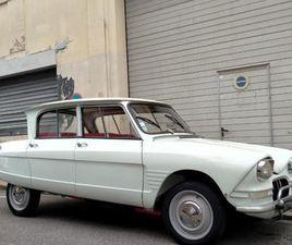 CITROEN AMI 6 CONFORT - 1963