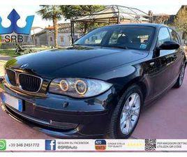 BMW 116 SERIE 1 ATTIVA * UNI PROP * XENON * SEDILI SPORT *