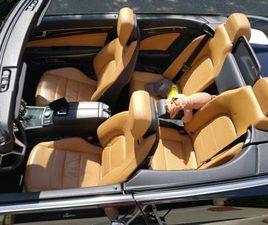 2015 MERCEDES-BENZ E-CLASS E400 CABRIOLET