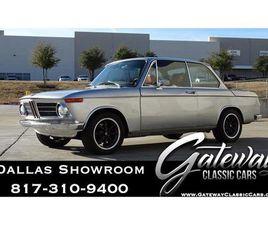 FOR SALE: 1972 BMW 2002 IN O'FALLON, ILLINOIS