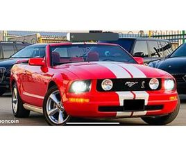 FORD MUSTANG CABRIOLET 3.8