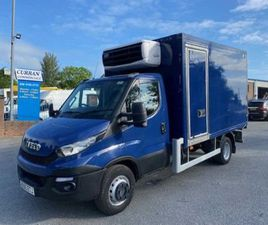 2015 IVECO DAILY 70C17 7.2 TON FRIDGE FREEZER FOR SALE IN ARMAGH FOR €2 ON DONEDEAL
