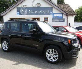 JEEP RENEGADE 1.6 MJET 120HP LONGITUDE FOR SALE IN DUBLIN FOR €21,950 ON DONEDEAL