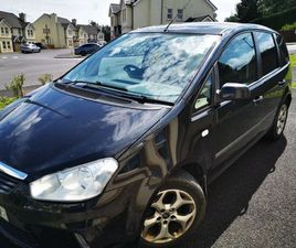 08 FORD CMAX DIESEL FOR SALE IN DONEGAL FOR €1,000 ON DONEDEAL