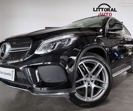 MERCEDES GLE 350 COUPE FINITION FASCINATION 258CH 9G-TRONIC