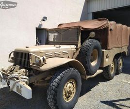DODGE WC 63 6X6 - 1945