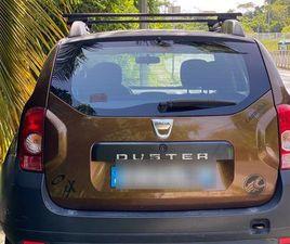 DACIA DUSTER SUV 1,6I 16V 105