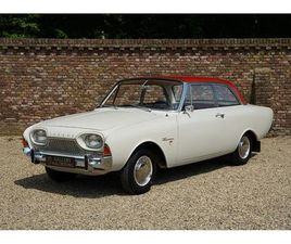 FORD TAUNUS 17 M SUPER FIRST PAINT!