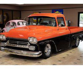 FOR SALE: 1958 CHEVROLET 3100 IN VENICE, FLORIDA